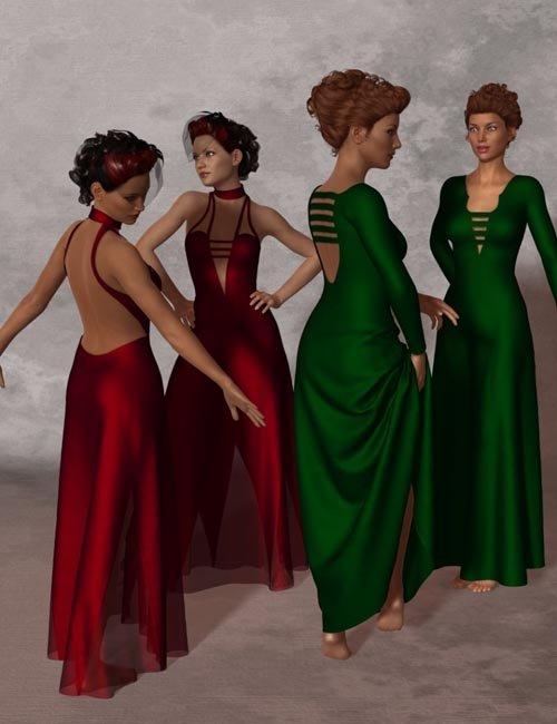 Double Dare for MeriMay Dress
