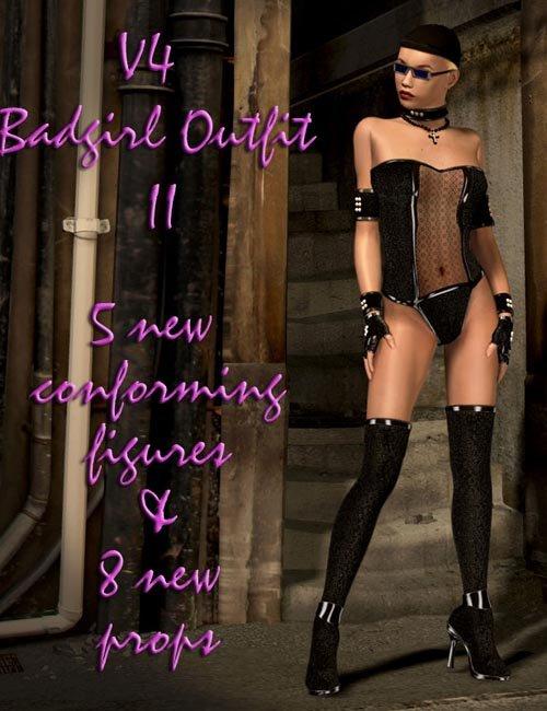V4 Badgirl Outfit II
