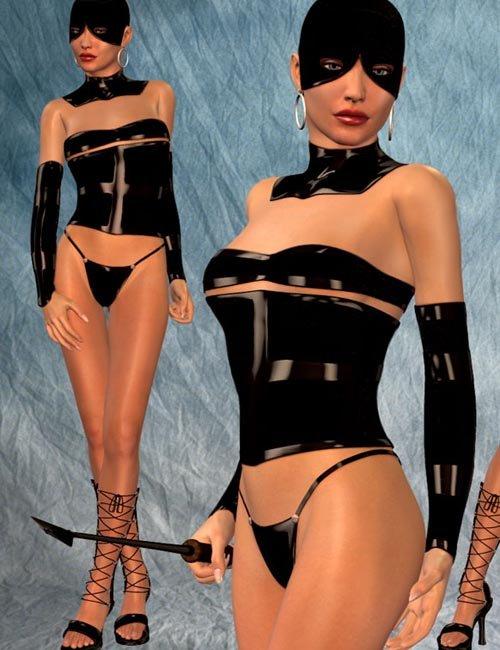 V4 Badgirl Outfit III