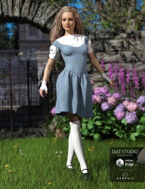 [UPDATE] Lucid Dream for Genesis 3 Female(s)