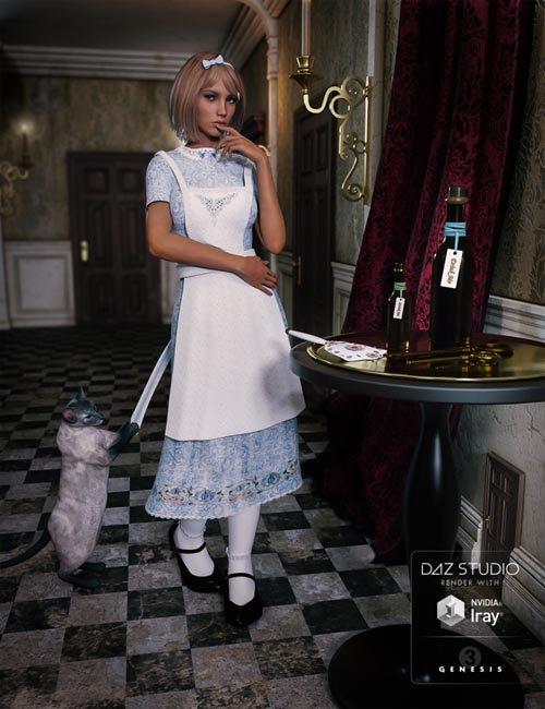 MFD Wonderland Expansion for Genesis 3 Female(s)