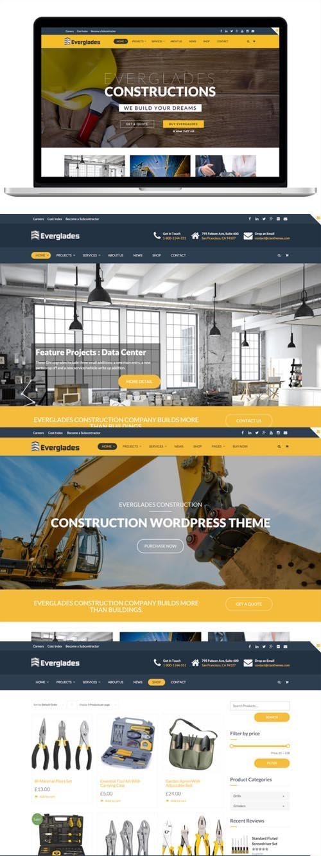 CM - Construction WordPress Theme 413161