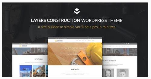 ThemeForest - Max Construction v1.0 - Layers Construction Child Theme - 12098274