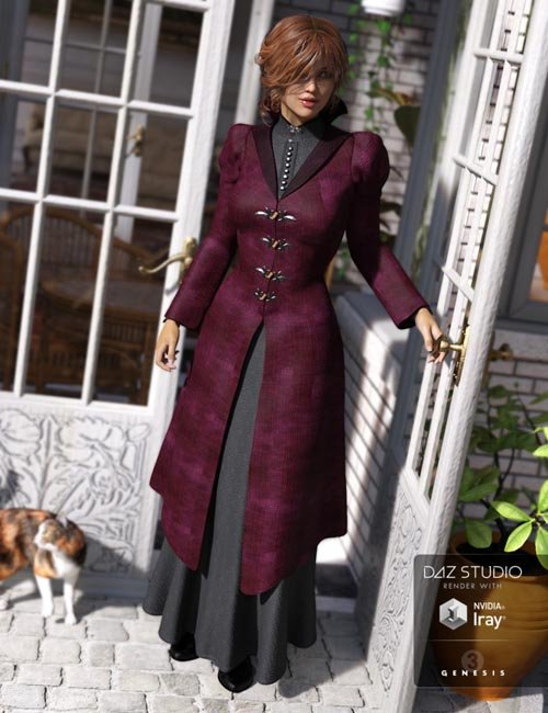 Victoria Iven For Genesis 3 Female(s) [ UPDATE ]