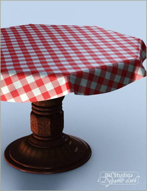 Dynamic Tablecloth