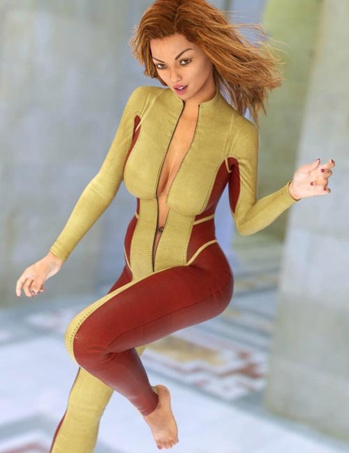 Diva Poses and Expressions for Genesis 3 Female(s)