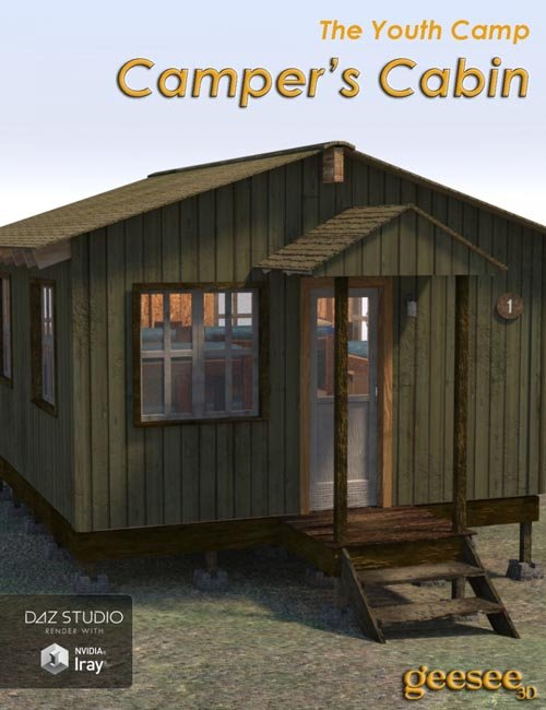 The Youth Camp - Camper's Cabin