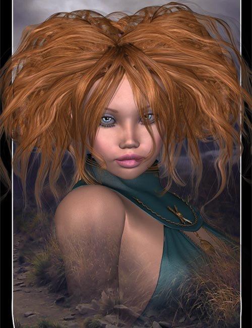 IceDove Hair for V4