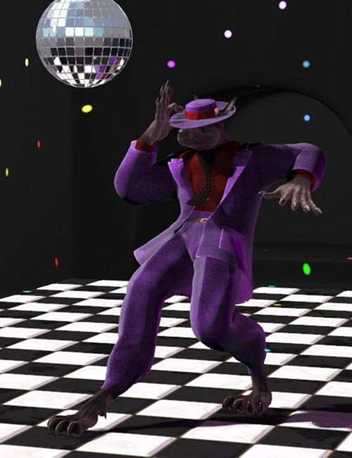 Zoot Suit for Lycanthropos