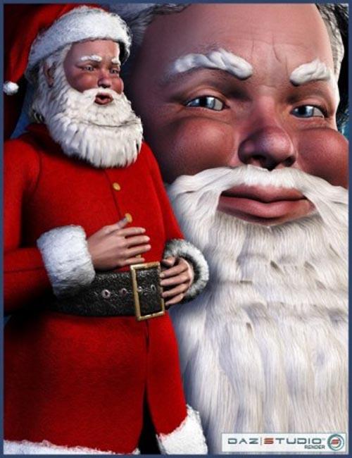 Santa for David
