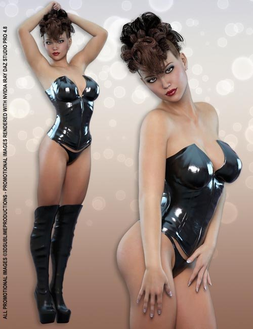 Body by Sublime - Body Shapes for Genesis 3 Female(s)