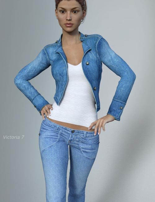 Hongyu's Cowgirl 3 for Genesis 3 Female(s)