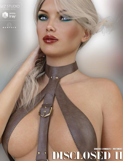 Disclosed II for Genesis 3 Female(s)