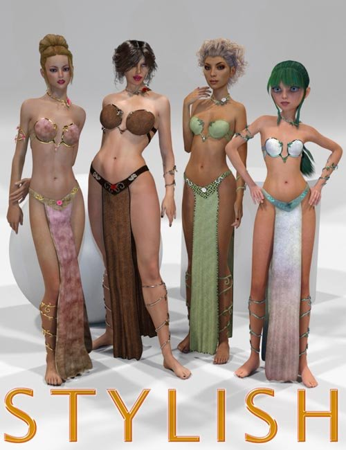 Genesis 2 Legacies for Genesis 3 Female: Stylish