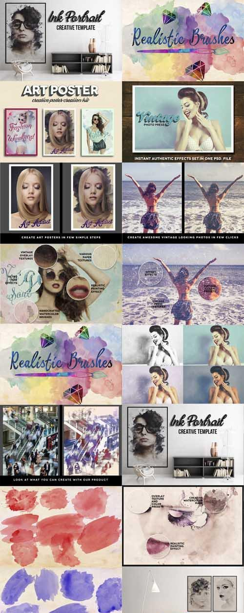Creative Art Bundle - 556493