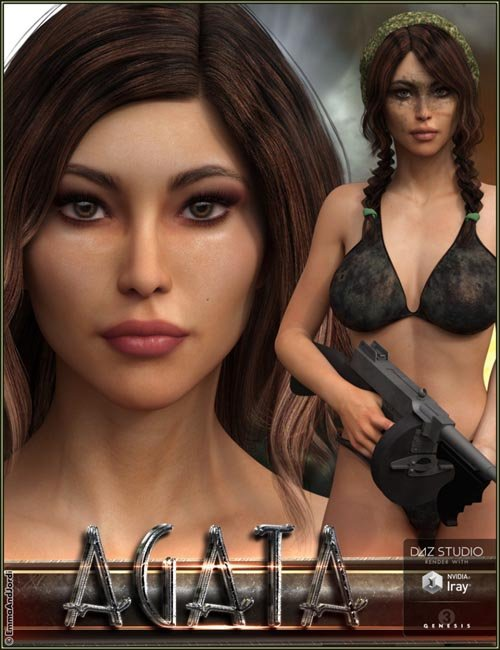EJ Agata for Genesis 3 Female(s)