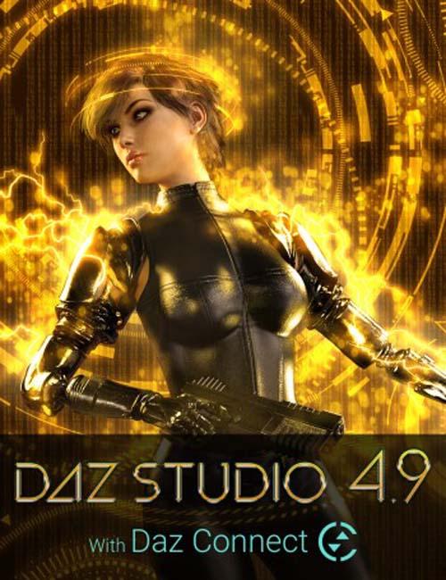 DAZ Studio Pro 4.9.1.30 Incl Keygen + Extra Addons (Win64)