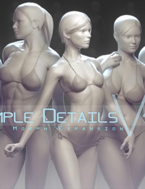 SimpleDetailsV4-MorphEx