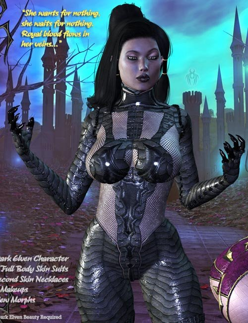 Dark Elven Princess