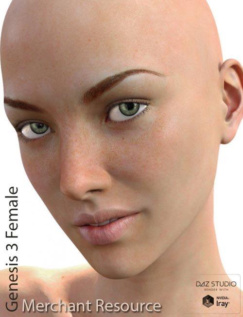 Genesis 3 Female Merchant Resource