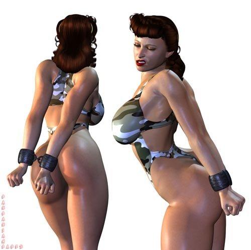 Girls In Cuffs