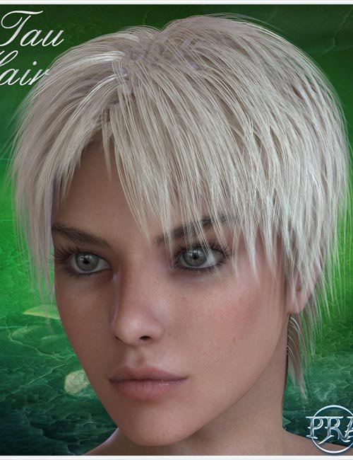 Tau Hair For V4/M4