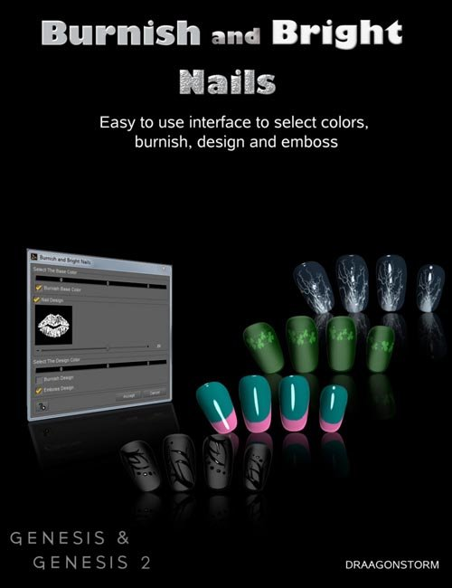 Burnish and Bright Nails