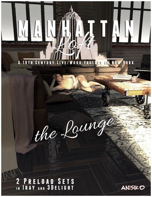 Manhattan Loft: Lounge Furniture Expansion