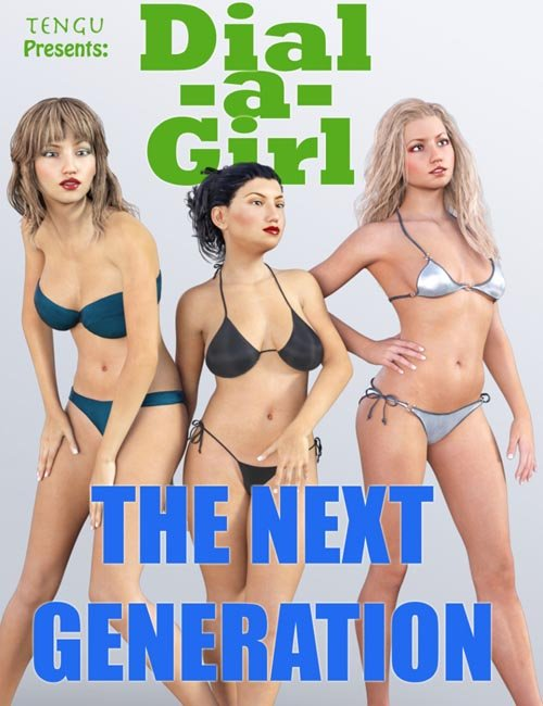 Dial-a-Girl: Genesis 3 Female(s) Edition