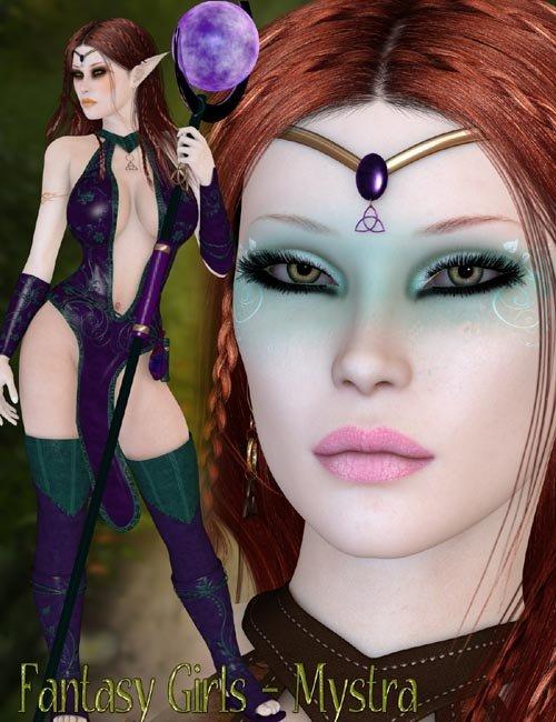 Fantasy Girls - Mystra