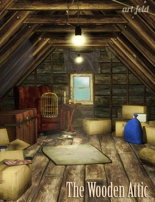 The Wooden Attic