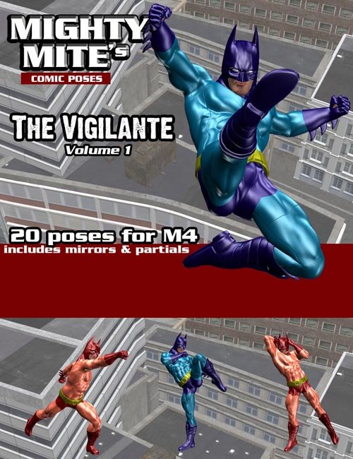 The Vigilante v01 : By MightyMite for M4