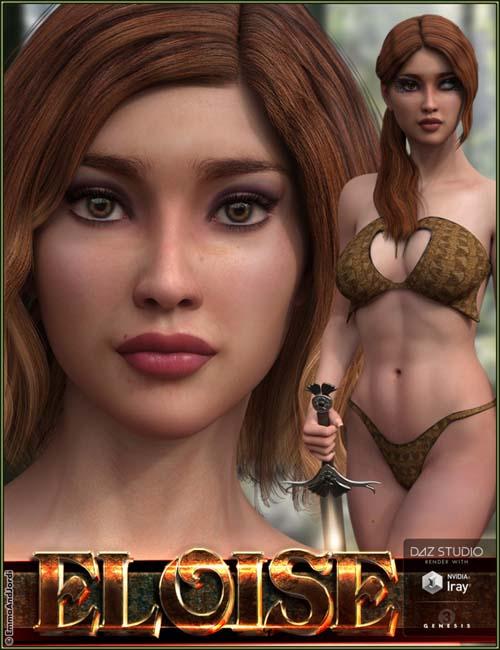 EJ Eloise for Genesis 3 Female(s)