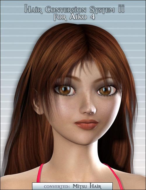 Hair Conversion System II for Aiko 4 AddOn