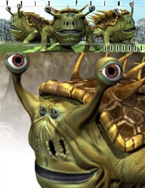 Void Prime: Groknor