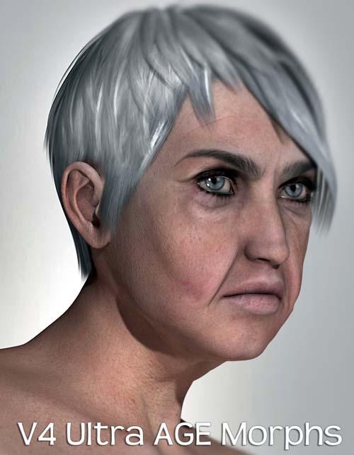 V4 Ultra Aging Morphs