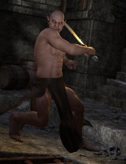 Creatures: Orc Hero