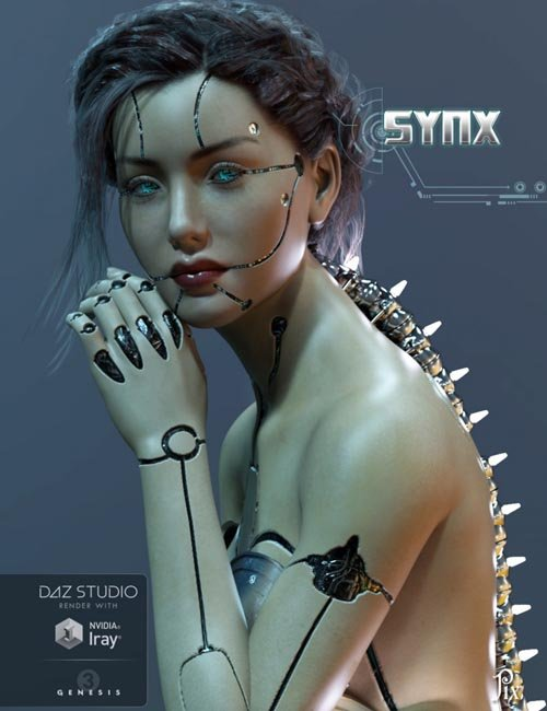 Pix - Synx for Genesis 3 Female