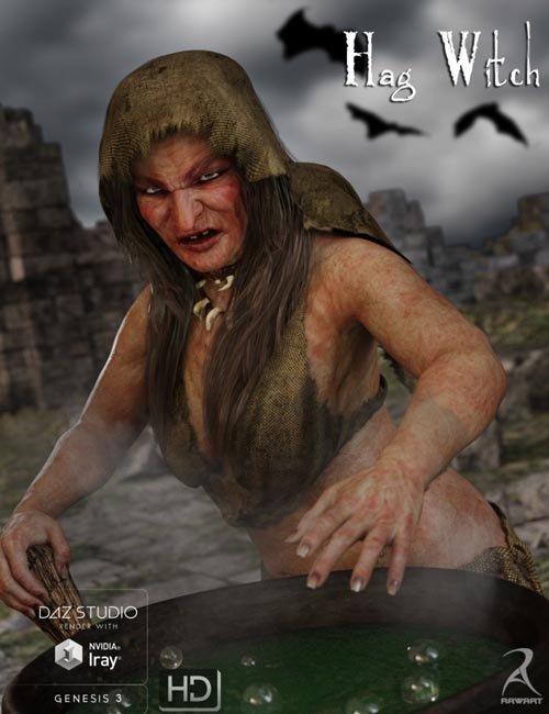 Hag Witch HD
