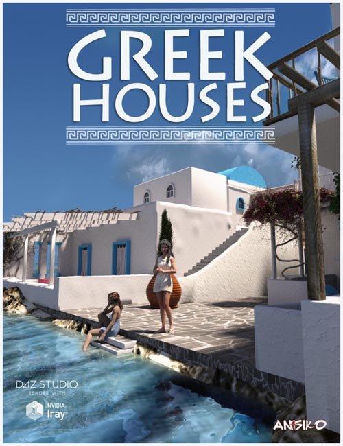 Greek Houses