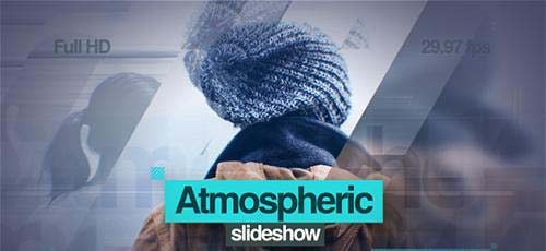 Atmospheric Slideshow - Project for After Effects (Videohive)