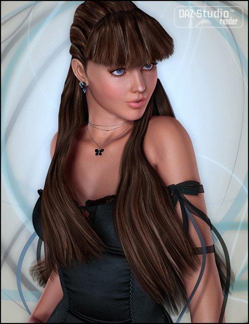 Stigian Princess Hair