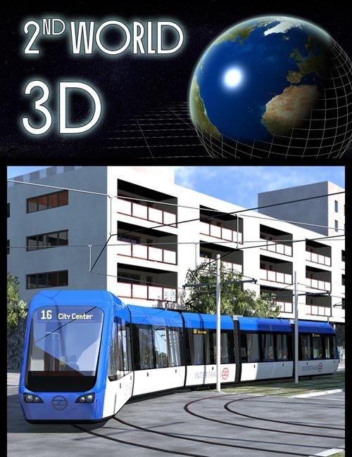 Modern City Tram