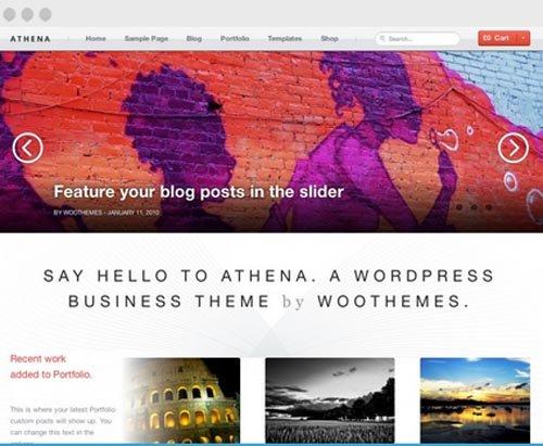 WooThemes - Athena v1.0.24 - WordPress Theme