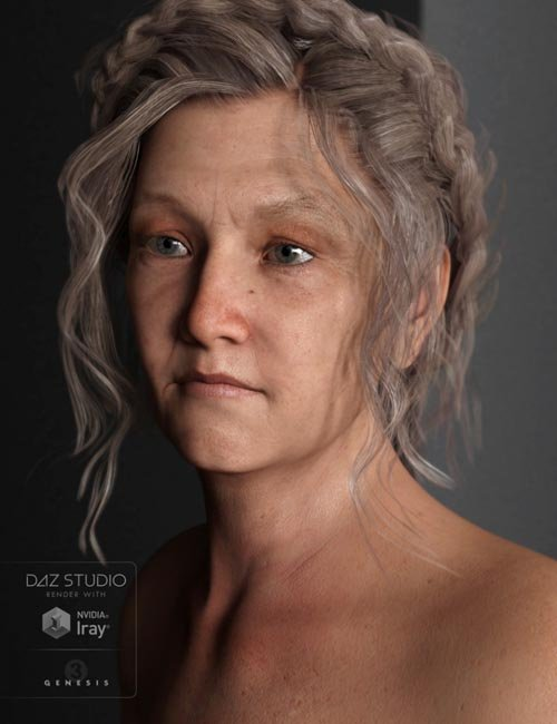 Opal for Genesis 3 Female