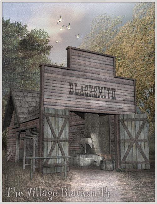 [UPDATE] The Village Blacksmith