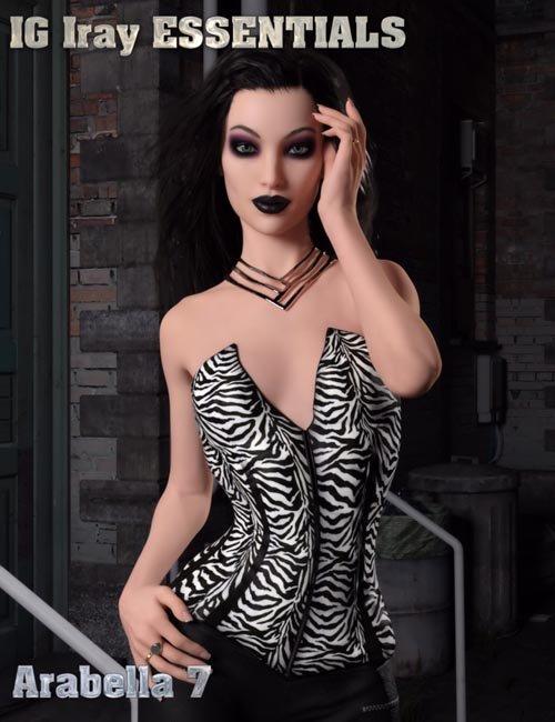 IG Iray Essentials - Arabella 7
