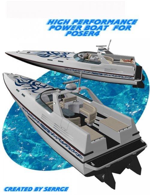 [UPDATE] Power Boat