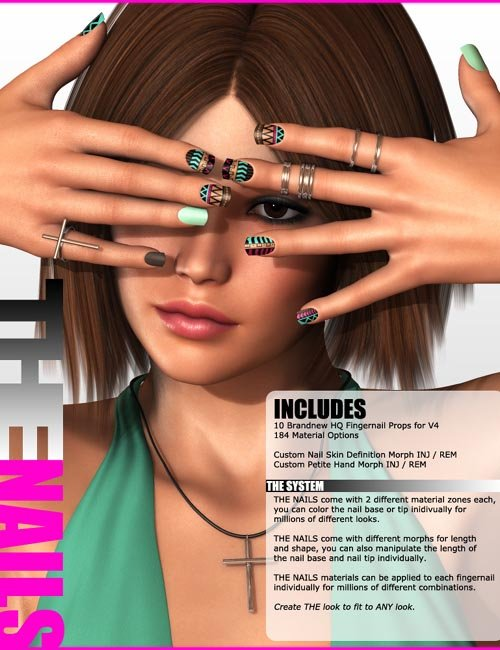 THE NAILS for V4