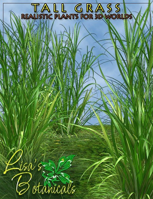 Update tall grass best daz3d poses download site for Best tall grasses